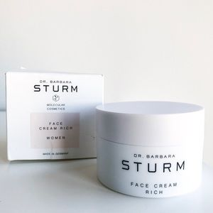 Dr Barbara Strum Face Cream Rich